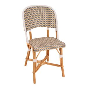 Chambord-D-grey-beige-white-Rattan-Side-Chair-1