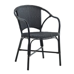 Valerie-Alu-Rattan-Arm-Chair-Black